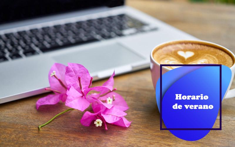 Horario de verano De Santiago y Asociados Asesores S.L.